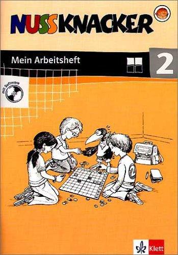 9783122325213: Nussknacker 2. Arbeitsheft mit CD-ROM. Neu. Baden-Württemberg: Gilt auch in Berlin, Brandenburg, Bremen, Hamburg, Hessen, Mecklenburg-Vorpommern, ... Sachsen-Anhalt, Schleswig-Holstein, Thüringen