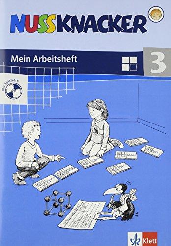 9783122325312: Nussknacker 3. Arbeitsheft mit CD-ROM. Neu. Baden-Württemberg: Gilt auch in Berlin, Brandenburg, Bremen, Hamburg, Hessen, Mecklenburg-Vorpommern, ... Sachsen-Anhalt, Schleswig-Holstein, Thüringen