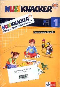 9783122355173: Nussknacker 1. Sachrechenkartei . Neubearbeitung