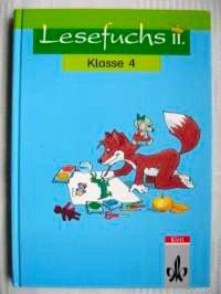 9783122400514: Lesefuchs 2. Lesebuch für das 4. Schuljahr