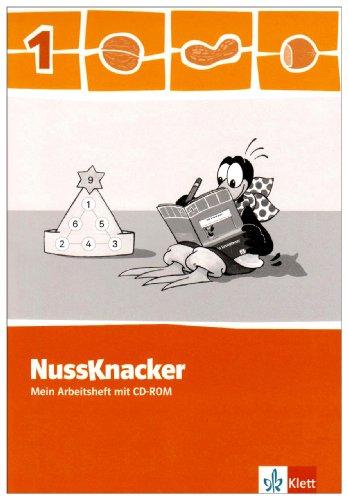 9783122425111: Der Nussknacker. Arbeitsheft 1. Schuljahr mit CD-ROM