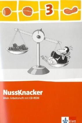 9783122425319: Der Nussknacker. Arbeitsheft mit CD-ROM 3. Schuljahr. Ausgabe 2009: Ausgabe für Hamburg, Bremen, Hessen, Baden-Württemberg, Berlin, Brandenburg, Mecklenburg-Vorpommern, Sachsen-Anhalt, Thüringen