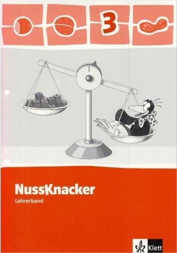 9783122425388: Nussknacker, Allgemeine Ausgabe, Neubearbeitung 2009 3. Schuljahr, Lehrerband. Tl.1