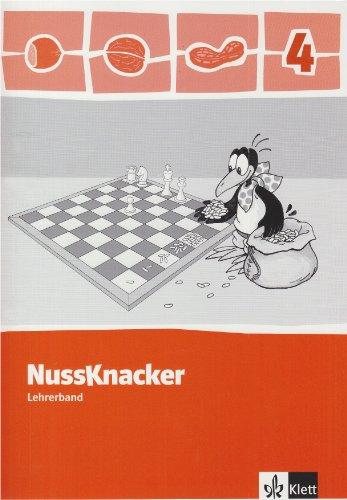 9783122425487: Der Nussknacker. Lehrerband 4. Schuljahr. Teil 1: Ausgabe für Hamburg, Bremen, Hessen, Baden-Württemberg, Berlin, Brandenburg, Mecklenburg-Vorpommern, Sachsen-Anhalt, Thüringen
