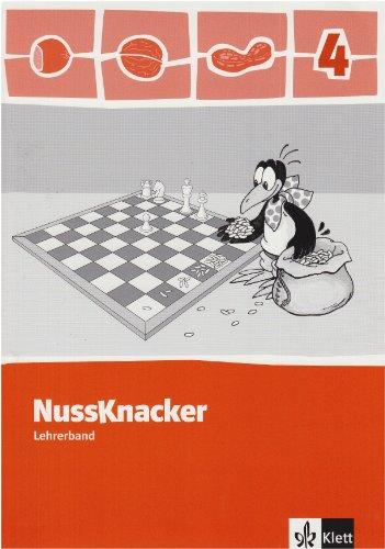 9783122435486: Der Nussknacker. Lehrerband 4. Schuljahr. Teil 1. Ausgabe f�r Baden-W�rttemberg