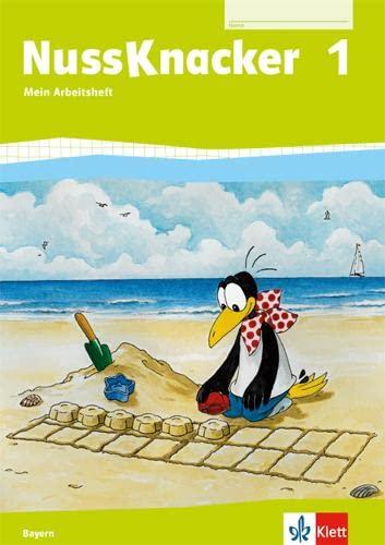 9783122455125: Der Nussknacker. Arbeitsheft 1. Schuljahr. Ausgabe für Bayern