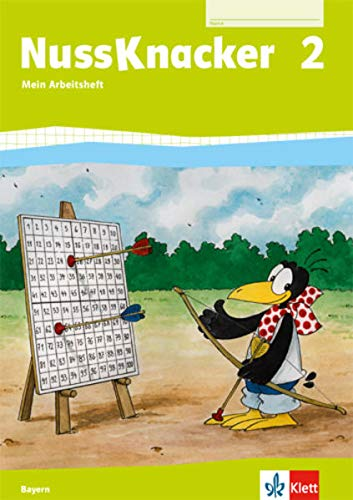 9783122455224: Der Nussknacker. Arbeitsheft 2. Schuljahr. Ausgabe für Bayern