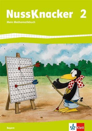 9783122455255: Der Nussknacker. Schülerbuch 2. Schuljahr. Ausgabe für Bayern