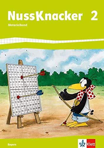 9783122455293: Der Nussknacker. Materialband mit CD-ROM 2. Schuljahr. Ausgabe für Bayern