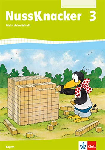 9783122455323: Der Nussknacker. Arbeitsheft 3. Schuljahr. Ausgabe für Bayern