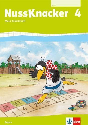 9783122455422: Der Nussknacker. Arbeitsheft 4. Schuljahr. Ausgabe für Bayern