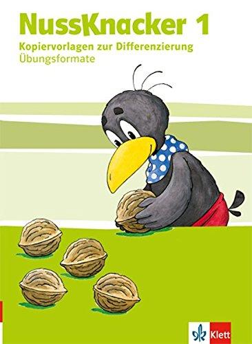 9783122535155: Der Nussknacker / Kopiervorlagen zur Differenzierung (Übungsformate) 1. Schuljahr: Materialien für alle Bundesländer