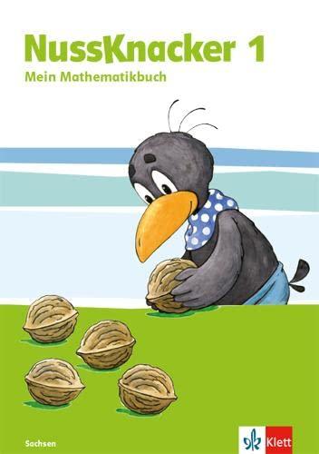 9783122545109: Der Nussknacker. Schülerbuch für Sachsen 1. Schuljahr