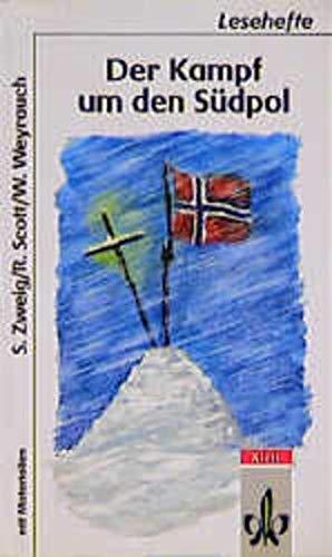 9783122608408: Der Kampf um den Südpol. Mit Materialien (Lernmaterialien) (German Edition)