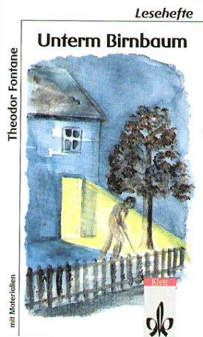 9783122620301: Unterm Birnbaum (Fiction, Poetry & Drama)