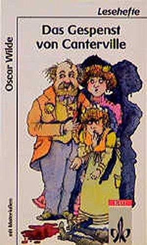 Das Gespenst von Canterville. (Lernmaterialien) (9783122621704) by Wilde, Oscar; Schnierle-Lutz, Herbert.