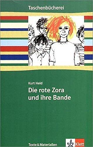 9783122624514: Die rote Zora und ihre Bande. Mit Materialien: Hauptschule. 7./8. Schuljahr
