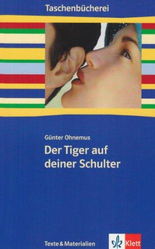 9783122625801: Der Tiger auf deiner Schulter: Mit Materialien