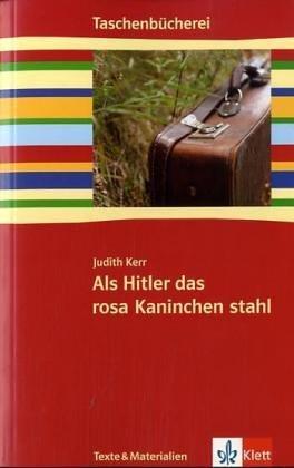 9783122626303: Als Hitler das rosa Kaninchen stahl: Ab 5./6. Schuljahr.Texte und Materialien