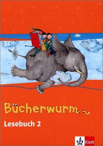 9783122703325: Bücherwurm. Lesebuch 2. Schülerbuch. Neubearbeitung. Berlin, Brandenburg, Mecklenburg-Vorpommern, Sachsen, Sachsen-Anhalt, Thüringen