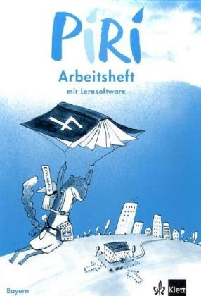9783122705732: Piri 4. Schuljahr. Arbeitheft mit CD-ROM. Bayern: Das Sprach-Lese-Buch