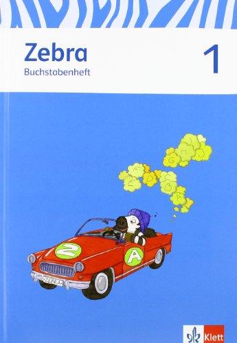 9783122706494: Zebra. Neubearbeitung. Paket aus Buchstabenheft und Arbeitsheft Lesen und Schreiben 1. Schuljahr