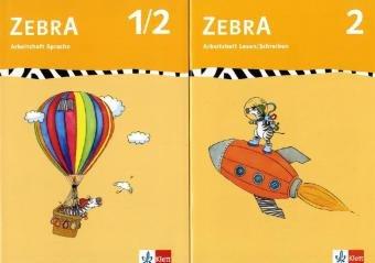9783122707538: Zebra 2. Basispaket 2. Schuljahr: Arbeitsheft Sprache, Arbeitsheft Lesen und Schreiben