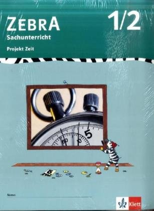 9783122708092: Zebra Projekthefte / Projektheft Paket: für den Sachunterricht