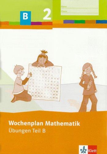 9783122802141: Wochenplan Mathematik. Basispaket 2. Schuljahr: Baden-Württemberg, Berlin, Brandenburg, Bremen, Hamburg, Hessen, Mecklenburg-Vorpommern, ... Sachsen, Sachsen-Anhalt, Schleswig-Holstein