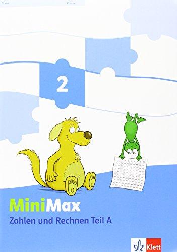 9783122805203: Mathematik Minimax. Schülerpaket 2. Schuljahr Verbrauchsmaterial
