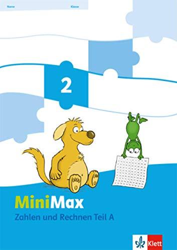 9783122805210: Mathematik Minimax. Themenheft Zahlen und Rechnen. 2. Schuljahr Verbrauchsmaterial. 2 Hefte