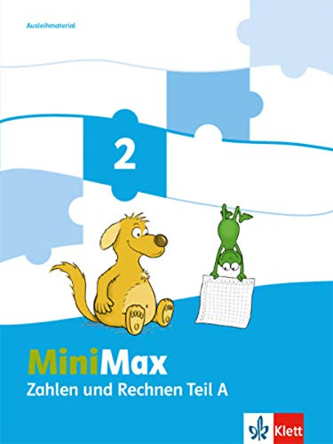 9783122805319: Mathematik Minimax. Themenheft Zahlen und Rechnen. 2. Schuljahr Ausleihmaterial. 2 Hefte