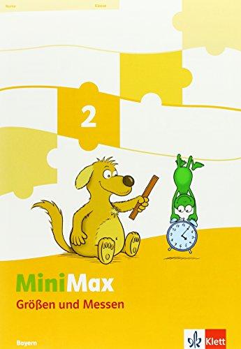 9783122805852: Mathematik MiniMax. Themenheft Größen und Sachrechnen 2. Schuljahr. Ausgabe für Bayern