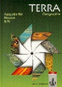 9783122843915: TERRA Geographie, Ausgabe Hessen, Neubearbeitung, 9./10. Schuljahr