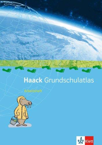 9783122901790: Haack Grundschul-Atlas, Ausgabe Rheinland-Pfalz, Arbeitsheft