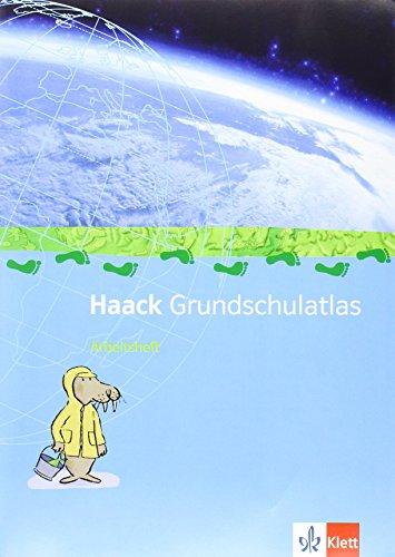 9783122901806: Haack Grundschul-Atlas / Arbeitsheft mit Atlasführerschein 3./4. Schuljahr. Allgemeine Ausgabe