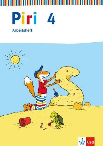 9783123002458: Piri Das Sprach-Lese-Buch. Arbeitsheft 4. Schuljahr