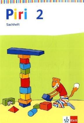 9783123002922: Piri Sachunterricht. Sachheft 2. Basisausgabe