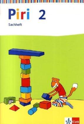 9783123003288: Piri Sachheft. Arbeitsheft 2. Schuljahr. Ausgabe für Thüringen
