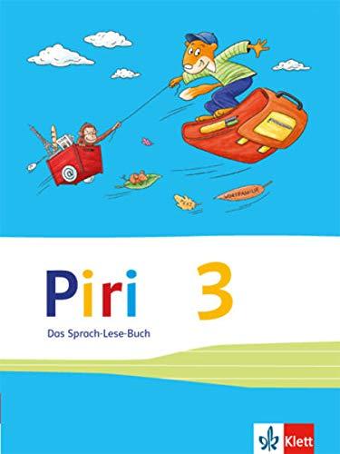 9783123004308: Piri Das Sprach-Lese-Buch. Schülerbuch 3. Schuljahr