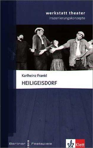 9783123064029: Heiligeisdorf. Werkstatt Theater.