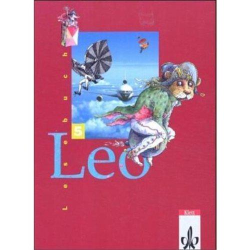 9783123075018: Leo 5. Lesebuch: Hauptschule, Gesamtschule
