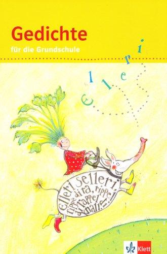 9783123105005: Gedichte für die Grundschule. 1.-4. Schuljahr
