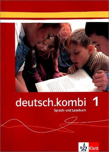 9783123131103: deutsch.kombi 1. Schülerbuch: Sprach- und Lesebuch für das fünfte Schuljahr