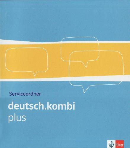 9783123131875: deutsch.kombi PLUS. Allgemeine Ausgabe für differenzierende Schulen. Sammelordner für Lehrerbände