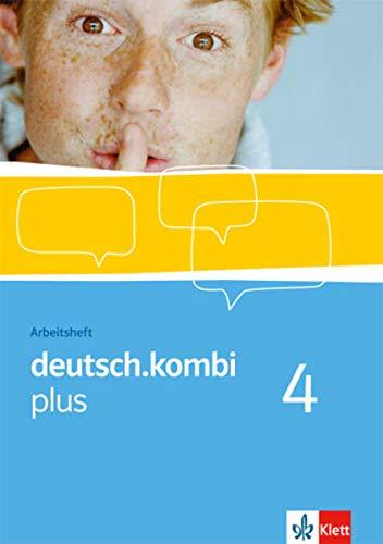 9783123131943: deutsch.kombi PLUS. 8. Klasse. Arbeitsheft. Allgemeine Ausgabe für differenzierende Schulen