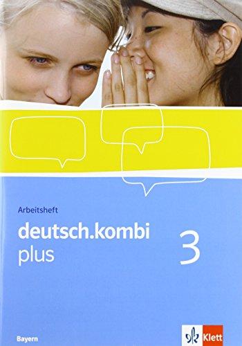 deutsch.kombi plus 3. Arbeitsheft 7. Klasse. Sprach-