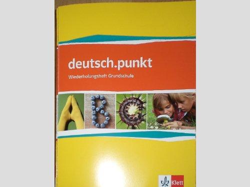 9783123138379: deutsch.punkt Wiederholungsheft. 5. Schuljahr. Neue Ausgabe