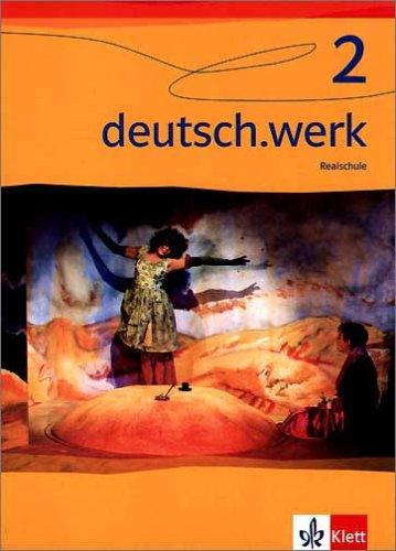 9783123142123: deutsch.werk 2. Schülerbuch Realschule: Klasse 6