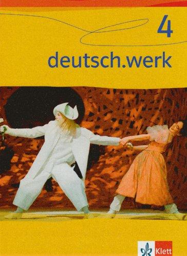 deutsch.werk. Sprachbuch für Realschulen: deutsch.werk 4. Schülerband.: Haller, Rita